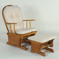 Rocking Chair Canadien ou rocking chair a bascule