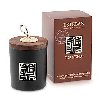 parfums d int rieur bougies parfum es esteban paris. Black Bedroom Furniture Sets. Home Design Ideas